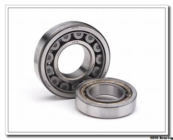 KOYO NNU4920 cylindrical roller bearings