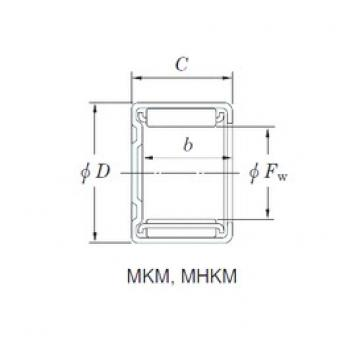 KOYO MHKM1510 needle roller bearings