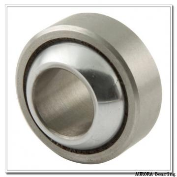 AURORA GEZ044ES-2RS  Spherical Plain Bearings - Radial