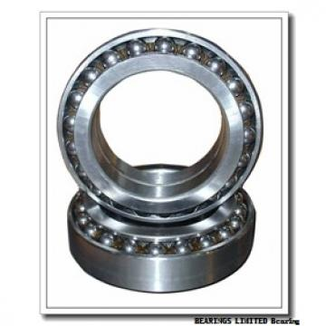 BEARINGS LIMITED X117 2RS  Single Row Ball Bearings