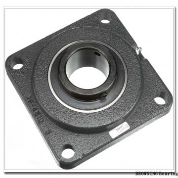 BROWNING SFC1100NECX 3 7/16  Flange Block Bearings