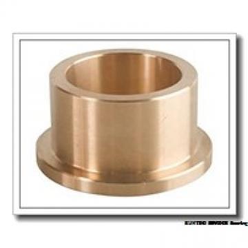 BUNTING BEARINGS BNW081206  Plain Bearings