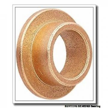BUNTING BEARINGS NN081016  Plain Bearings
