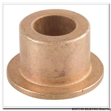 BUNTING BEARINGS BSF081210  Plain Bearings