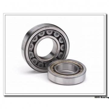 KOYO NU307R cylindrical roller bearings