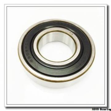 KOYO 7912C angular contact ball bearings