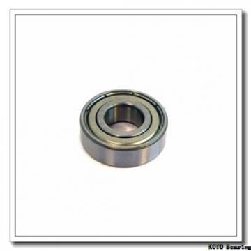 KOYO 51130 thrust ball bearings