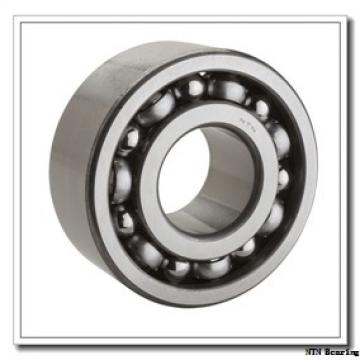 NTN NU307 cylindrical roller bearings
