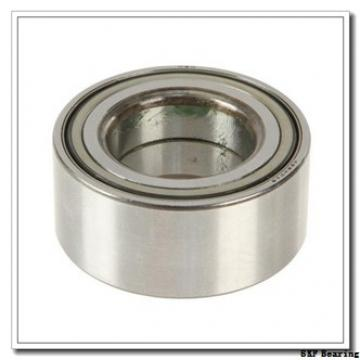 SKF 51196F thrust ball bearings
