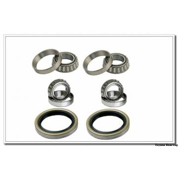 Toyana 3201 ZZ angular contact ball bearings