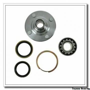 Toyana 51317 thrust ball bearings