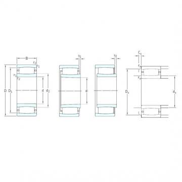 SKF C30/750KMB cylindrical roller bearings